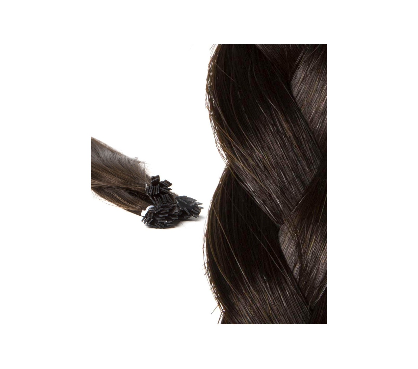 Bonded Hair Extensions 70