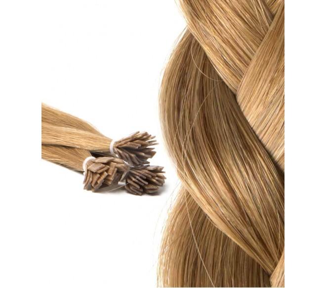 Schalen-Bonding 25 Haarverlängerung Strähnen - Glatt Haar