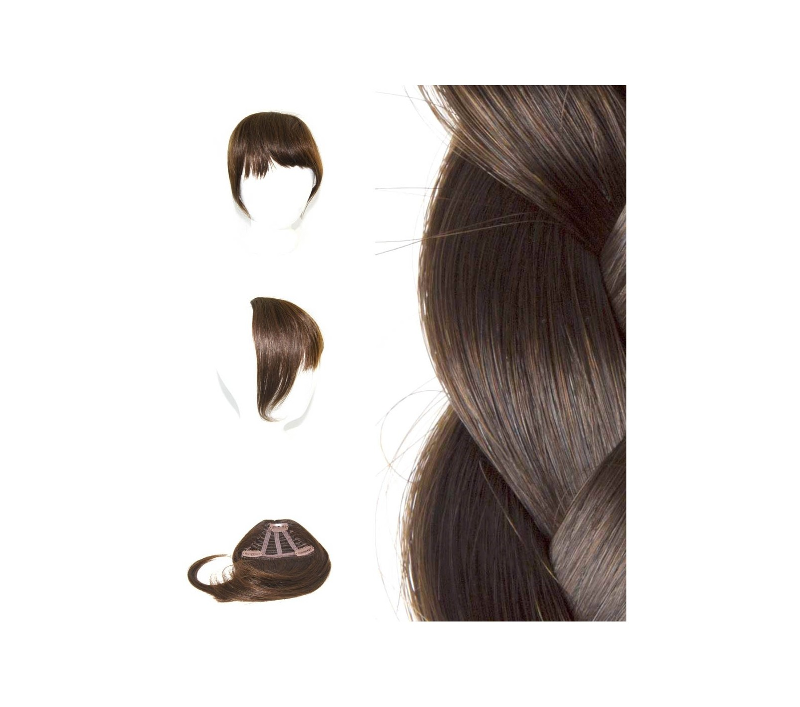 Enjoy Highest Quality Bang Hair Extensions 100 Russian Hair For