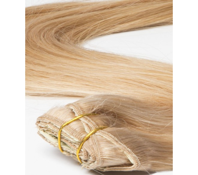 Clip In Extension Honig Blond