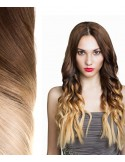 10 Extensions Adhésive Tie & Dye - Tape Hair