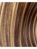 Gesträhnte Bondings Haarverlängerung