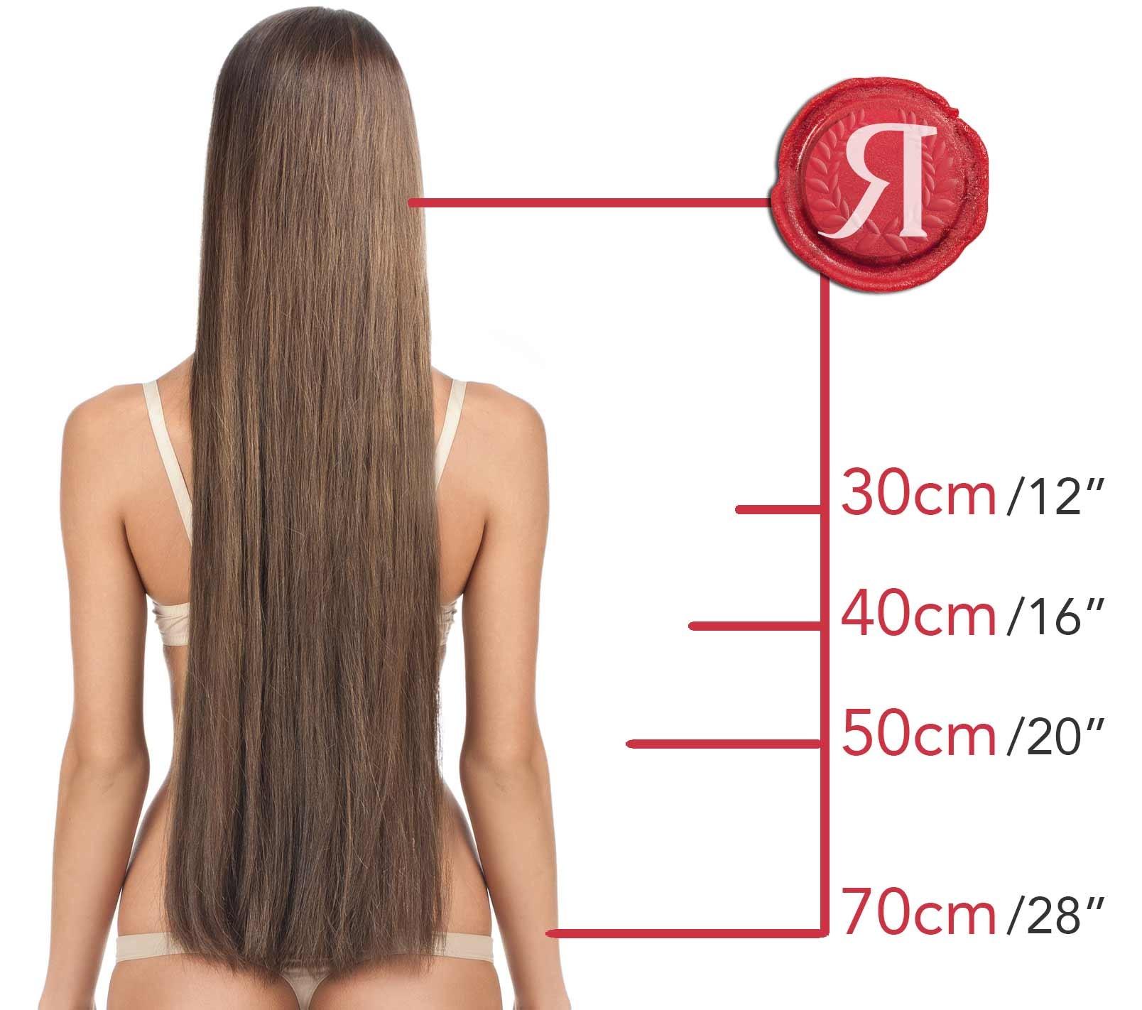 Haarverlangerung welche haare