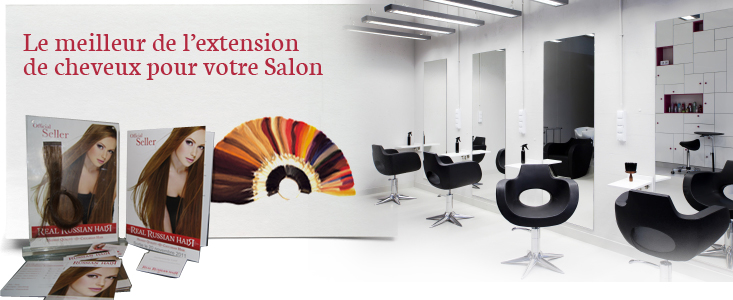 extensions de cheveux salon