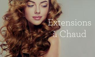 Extension de Cheveux à Chaud kératine
